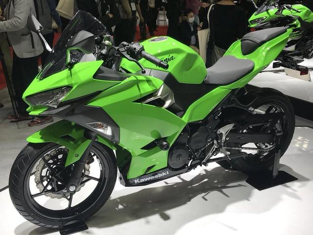 Kawasaki Ninja 250 2018 sẽ ra mắt Đông Nam Á trong tháng 11 này - Ảnh 1.