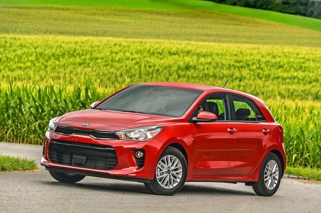 Kia Rio chuẩn bị phiên bản mới, nỗ lực đuổi theo Toyota Vios - Ảnh 1.