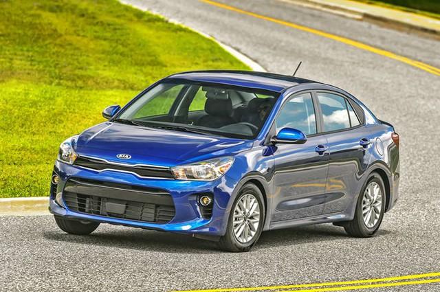 Hyundai Accent và Kia Rio: Mèo nào cắn mỉu nào? - Ảnh 6.