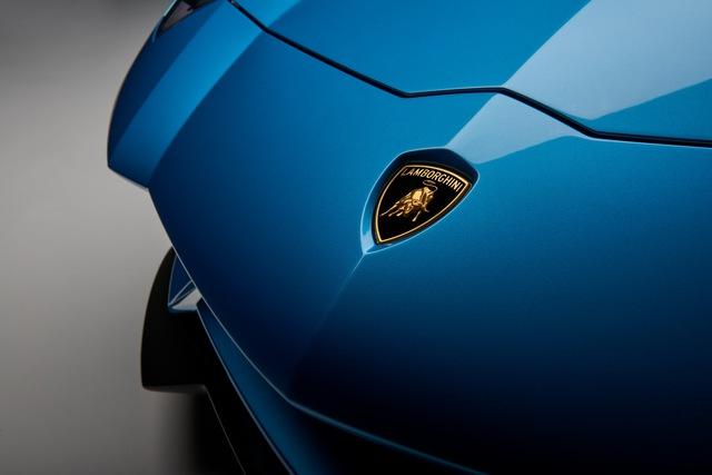 Lamborghini Aventador S LP740-4 mui trần chính thức trình làng, giá từ 10,4 tỷ Đồng - Ảnh 13.