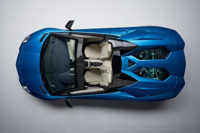 Lamborghini Aventador S LP740-4 mui trần chính thức trình làng, giá từ 10,4 tỷ Đồng - Ảnh 2.