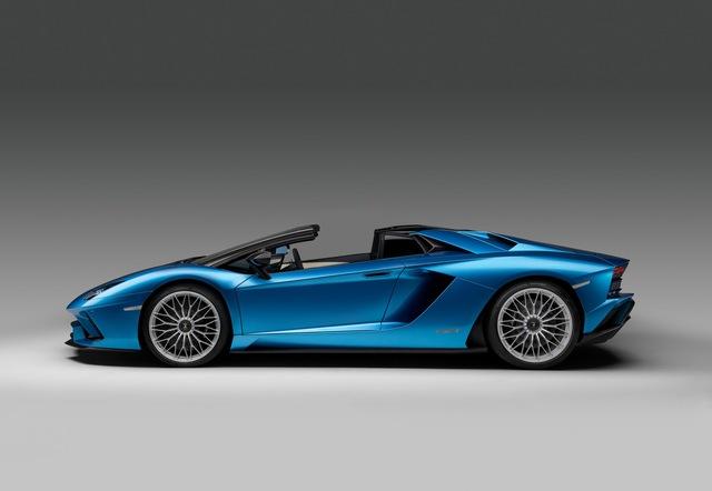 Lamborghini Aventador S LP740-4 mui trần chính thức trình làng, giá từ 10,4 tỷ Đồng - Ảnh 7.