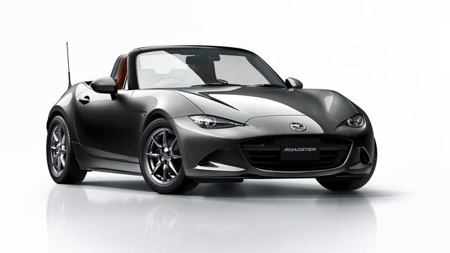 Mazda nâng cấp xe mui trần bán chạy nhất thế giới MX-5