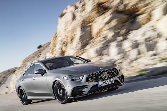 Mercedes-Benz CLS 2019 chốt giá và thời điểm bán ra - Ảnh 1.