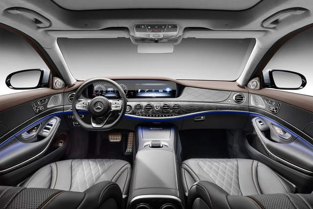 Mercedes S-Class 2018 chốt ngày ra mắt tại Việt Nam - Ảnh 6.