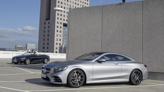 Mercedes-Benz S-Class Coupe 2018 trình làng, thêm lựa chọn cho nhà giàu - Ảnh 1.