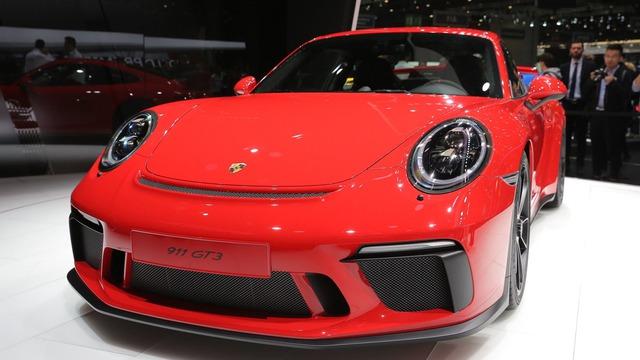 Khách hàng Việt đã có thể đặt hàng ngay Porsche 911 GT3 vừa ra mắt tại Geneva - Ảnh 3.