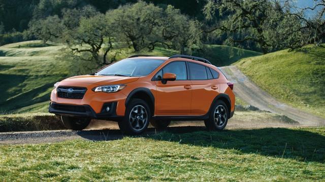 Subaru Crosstrek 2018 - đối thủ của Honda CR-V - được chốt giá
