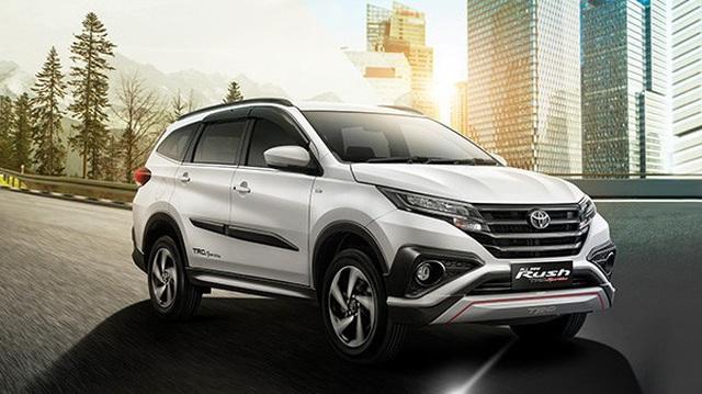 Toyota Rush liệu có về Việt Nam?