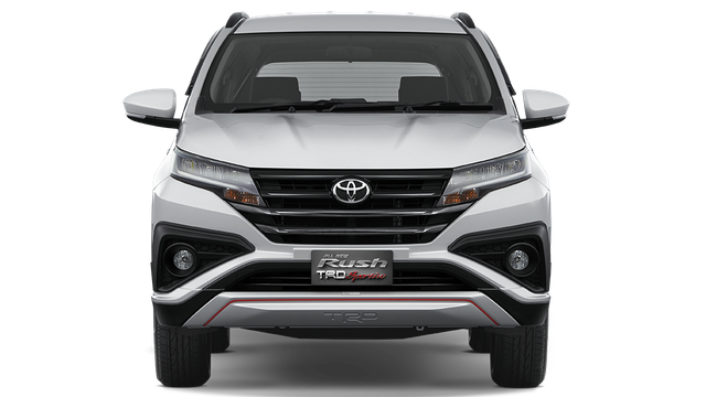 Toyota Rush 2018 - tiểu Fortuner chính thức ra mắt - Ảnh 4.