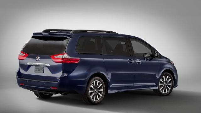 Toyota Sienna 2018 - Xe gia đình tiện nghi và thực dụng - Ảnh 3.