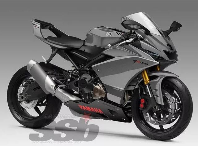 Yamaha R-09 - Ngòi nổ cho cuộc đua mô tô thể thao 900 cc - Ảnh 3.