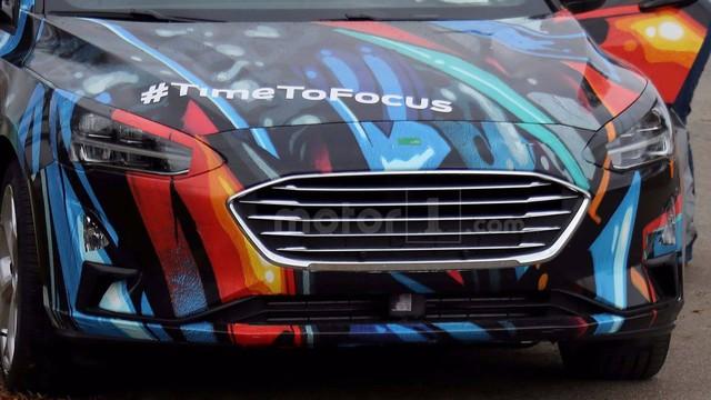 Ford Focus thế hệ mới lộ diện trên phố - Ảnh 5.