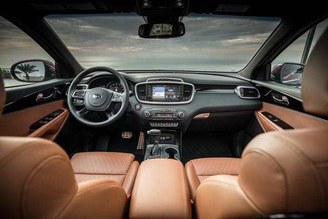 Kia Sorento 2019 chính thức ra mắt, bỏ động cơ tăng áp - Ảnh 4.