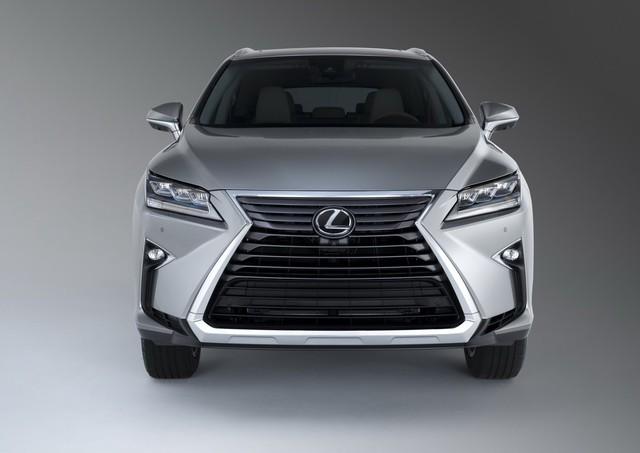 Lexus RX L chính thức gia nhập phân khúc SUV 7 chỗ hạng sang - Ảnh 3.