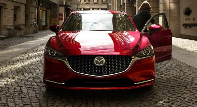 Xem trước Mazda6 2020 sắp ra mắt tại Việt Nam - Ảnh 4.
