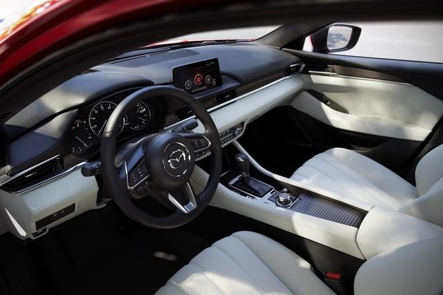 Xem trước Mazda6 2020 sắp ra mắt tại Việt Nam - Ảnh 5.