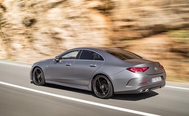 Mercedes-Benz CLS đấu Audi A7: Cặp đôi xứng tầm - Ảnh 10.