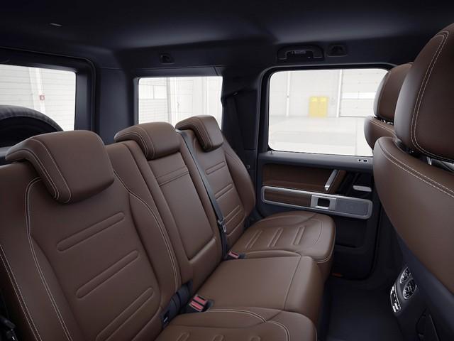 Mercedes-Benz G-Class 2019 lần đầu khoe ảnh nội thất: Di sản hòa cùng công nghệ - Ảnh 5.