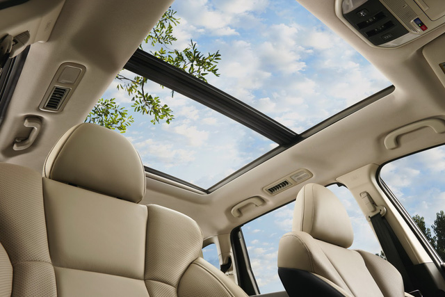 Cạnh tranh Ford Explorer và Toyota Highlander, Subaru quay trở lại phân khúc SUV 7 chỗ - Ảnh 8.