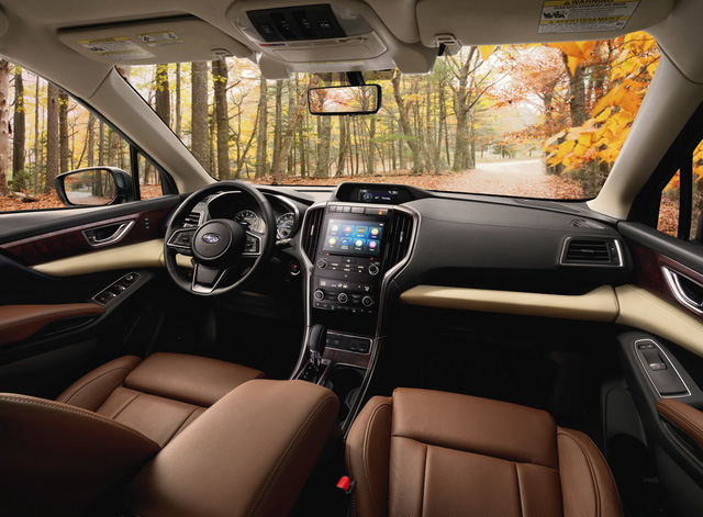Cạnh tranh Ford Explorer và Toyota Highlander, Subaru quay trở lại phân khúc SUV 7 chỗ - Ảnh 6.