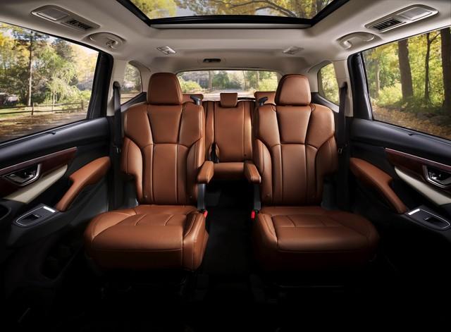 Cạnh tranh Ford Explorer và Toyota Highlander, Subaru quay trở lại phân khúc SUV 7 chỗ - Ảnh 2.