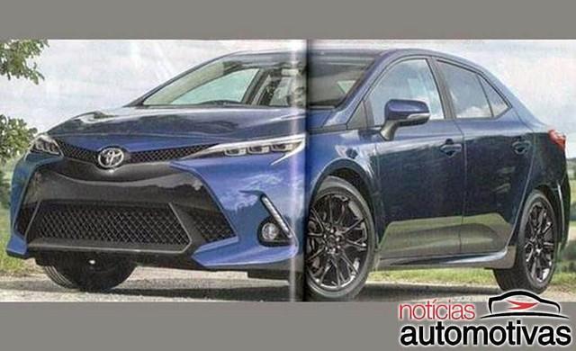 Toyota Corolla 2019 có thể sử dụng động cơ của BMW - Ảnh 1.