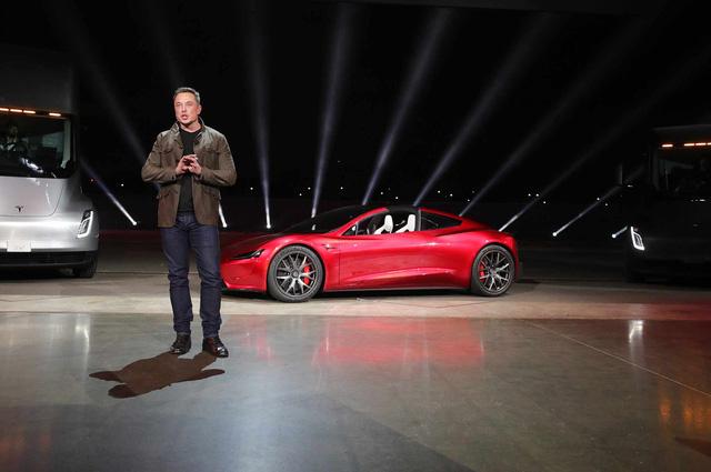 Tesla Roadster gây sốc khi tăng tốc từ 0-96 km/h chỉ trong 1,9 giây - Ảnh 9.