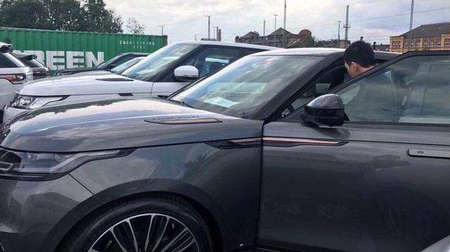 Rộ tin đồn SUV cỡ nhỏ Range Rover Velar sắp về Việt Nam