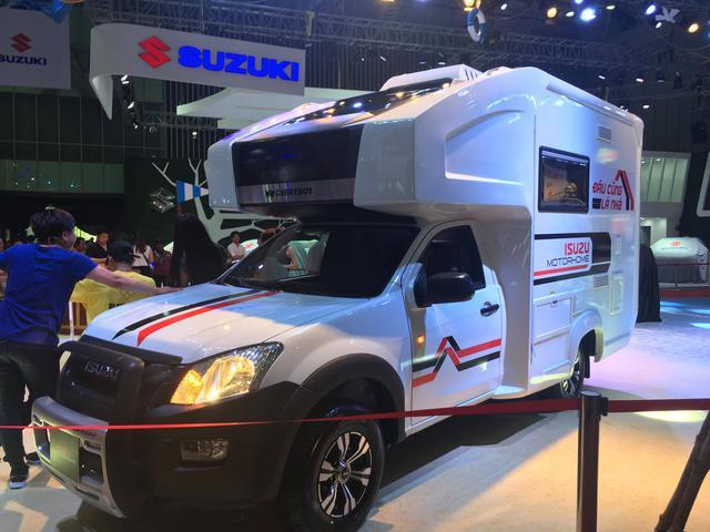 Điểm danh những mẫu xe sẽ gây bão tại Triển lãm Ô tô Việt Nam 2017 - Ảnh 9.