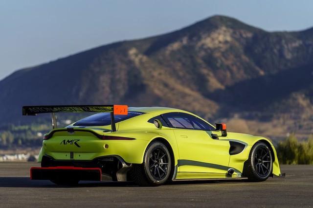Vừa ra mắt, Aston Martin Vantage 2019 đã có phiên bản đua chuyên nghiệp GTE - Ảnh 6.