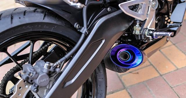 Sướng mắt với Honda CB150R ExMotion chi chít đồ độ - Ảnh 6.