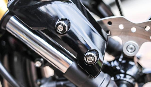 Sướng mắt với Honda CB150R ExMotion chi chít đồ độ - Ảnh 12.