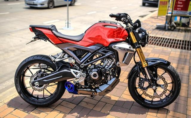 Sướng mắt với Honda CB150R ExMotion chi chít đồ độ - Ảnh 1.