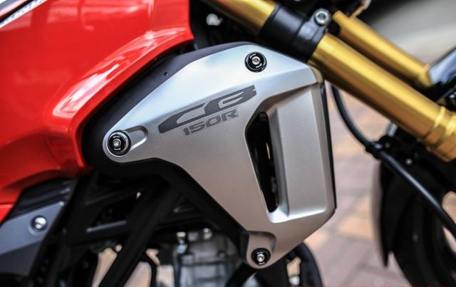 Sướng mắt với Honda CB150R ExMotion chi chít đồ độ - Ảnh 11.