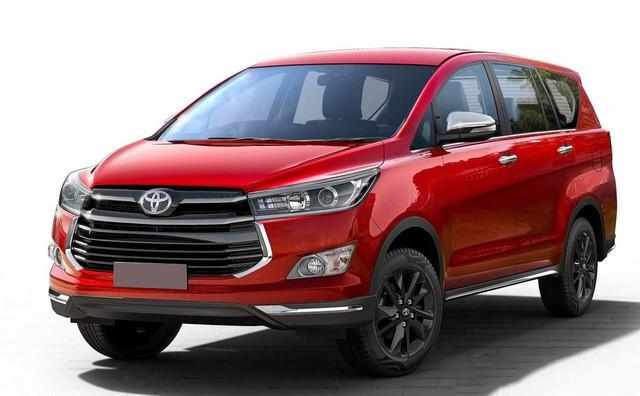 Toyota Innova Venturer 2017 bắt đầu được bán tại Việt Nam, giá 855 triệu đồng - Ảnh 2.