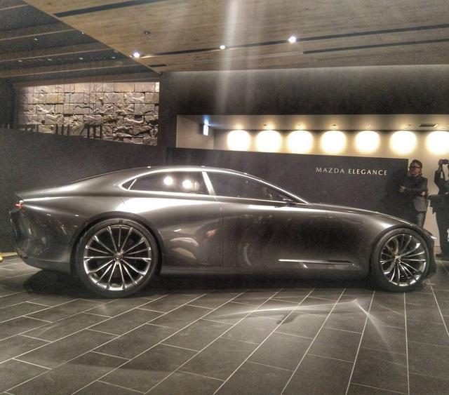 Ngắm Mazda Vision Coupe để biết Mazda6 thế hệ mới sẽ trông như thế nào - Ảnh 9.
