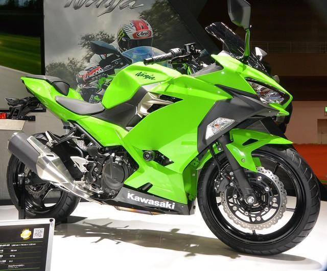 Kawasaki Ninja 250 2018 sẽ ra mắt Đông Nam Á trong tháng 11 này - Ảnh 2.