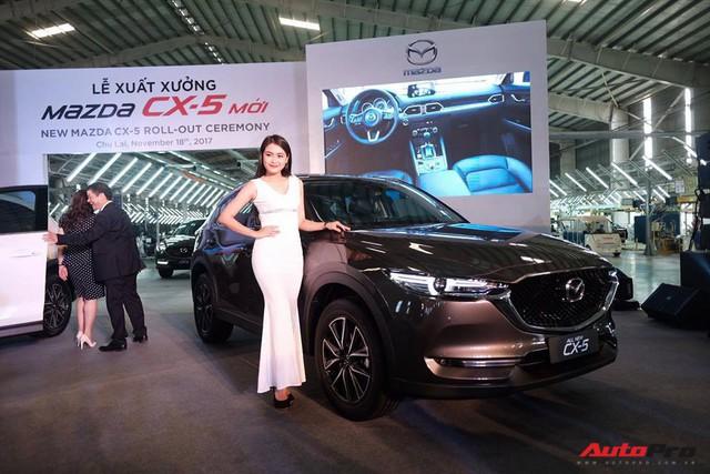 Đấu Honda CR-V, Mazda CX-5 mới ra mắt Việt Nam, giá cao nhất 989 triệu đồng - Ảnh 6.