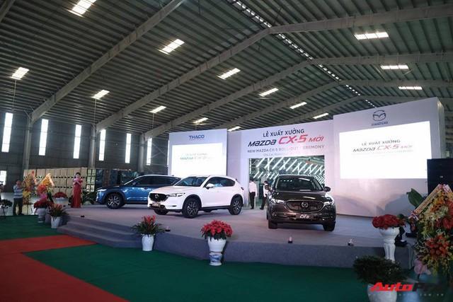 Đấu Honda CR-V, Mazda CX-5 mới ra mắt Việt Nam, giá cao nhất 989 triệu đồng - Ảnh 2.