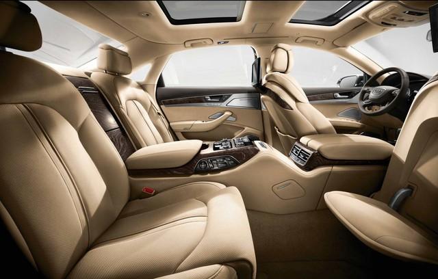10 mẫu sedan sở hữu công nghệ ấn tượng nhất 2017 - Ảnh 11.