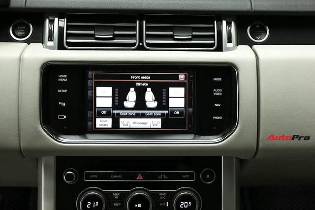 Khám phá Range Rover Autobiography 3.0L đi hơn 31.000 km vẫn có giá hơn 4,7 tỷ đồng - Ảnh 12.