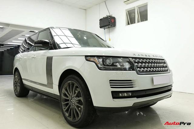 Khám phá Range Rover Autobiography 3.0L đi hơn 31.000 km vẫn có giá hơn 4,7 tỷ đồng - Ảnh 1.