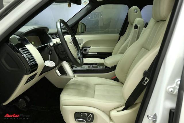 Khám phá Range Rover Autobiography 3.0L đi hơn 31.000 km vẫn có giá hơn 4,7 tỷ đồng - Ảnh 14.