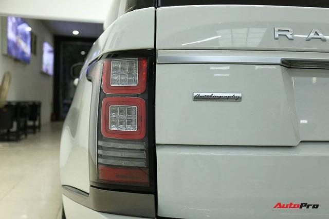 Khám phá Range Rover Autobiography 3.0L đi hơn 31.000 km vẫn có giá hơn 4,7 tỷ đồng - Ảnh 8.