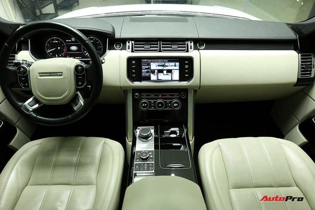 Khám phá Range Rover Autobiography 3.0L đi hơn 31.000 km vẫn có giá hơn 4,7 tỷ đồng - Ảnh 9.