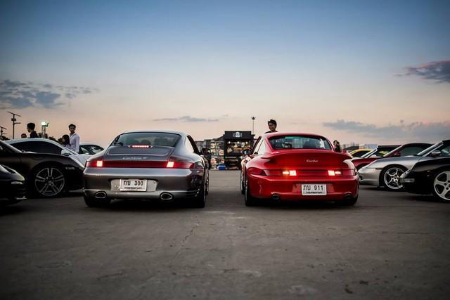 Ngợp trước thiên đường Porsche tại Thái Lan - Ảnh 4.