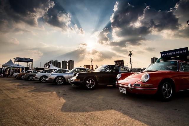 Ngợp trước thiên đường Porsche tại Thái Lan - Ảnh 9.