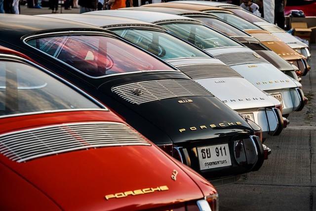 Ngợp trước thiên đường Porsche tại Thái Lan - Ảnh 15.