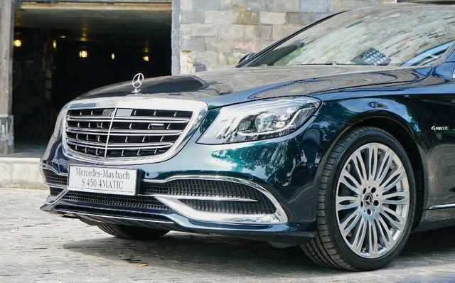 Lộ ảnh thực tế Mercedes-Maybach S450 2018 giá 7,219 tỷ tại Việt Nam - Ảnh 2.